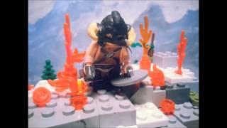 Lego Skyrim trailer