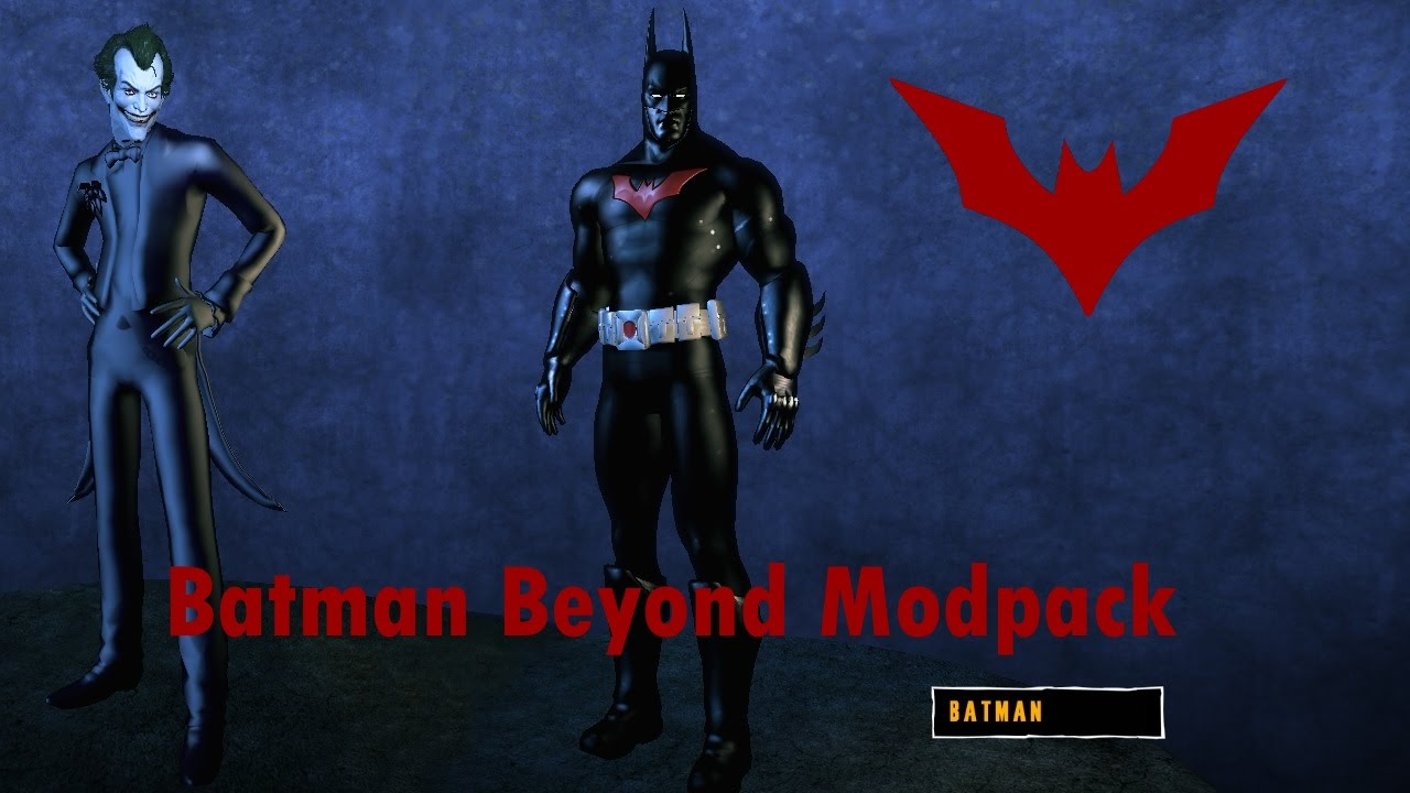 Batman: Arkham City (PC)(Batman Beyond Walkthrough) - Part ...   Batman Arkham City Batman Beyond Flying