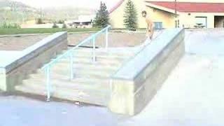Cody boardsliding 8 set handrail Thumbnail