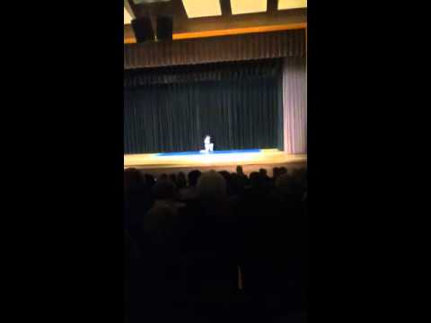 Quashnet School Talent Show 2012