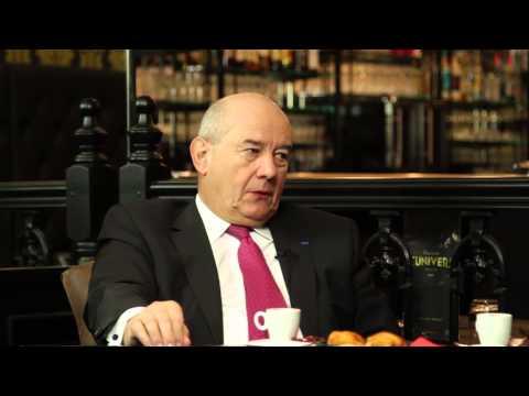 Votre Univers avec Serge Babary, maire de Tours.