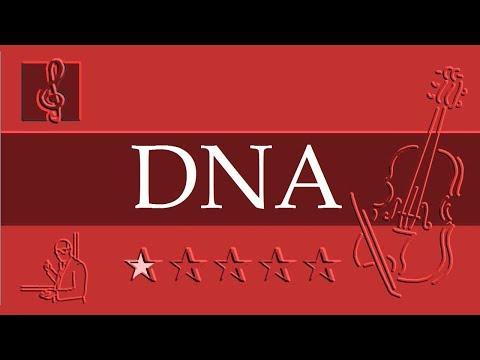 Violin TAB - DNA - BTS 방탄소년단 (Sheet Music)