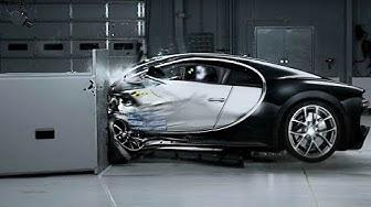 Top 10: Most EXPENSIVE Car CRASH TEST ! ! !