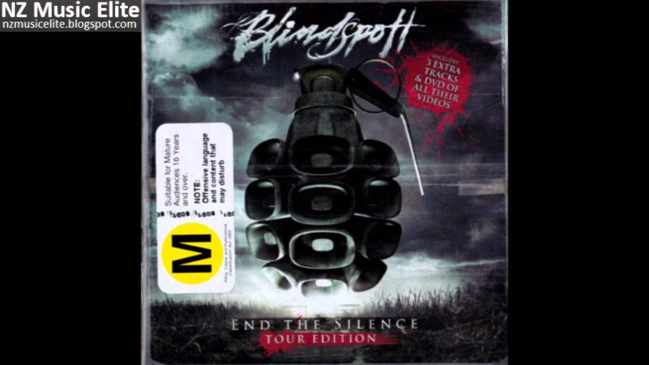 blindspott end the silence