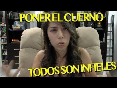 TODOS SON INFIELES | PONER EL CUERNO | INFIDELIDAD | PUNKIZZ