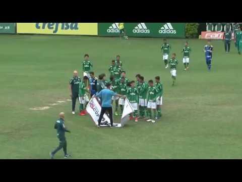 FINAL - Palmeiras x  São Paulo    Paulista Cup Sub 14 JOGO COMPLETO