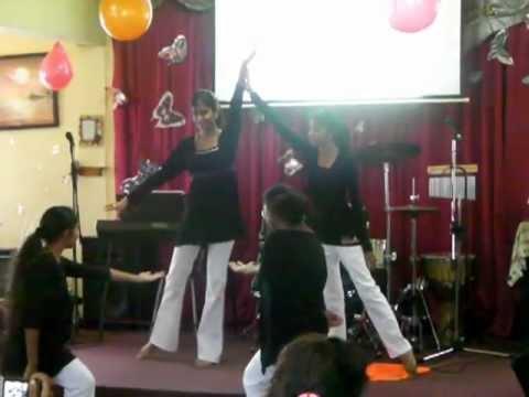 Fête des parents église CRC christian revival centre curepipe ile maurice juin 2011