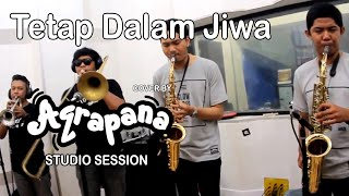Video AQRAPANA - Tetap Dalam Jiwa (Isyana Sarasvati Cover) Live Recording at Studio download MP3, 3GP, MP4, WEBM, AVI, FLV Agustus 2018