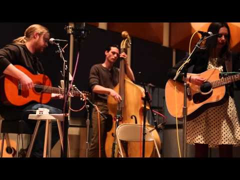 """Lovers League- """"Take Me to an Island"""" performed live on WXPN's Gene Shay Folk Show"""