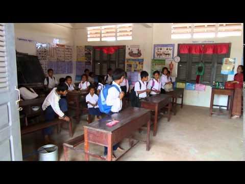 A School In Siem Reap