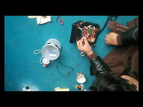 How to make metal detector from mp3