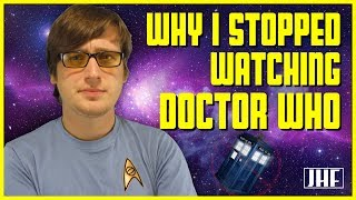Why I Stopped Watching Doctor Who