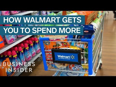 Sneaky Ways Walmart Gets You To Spend Money