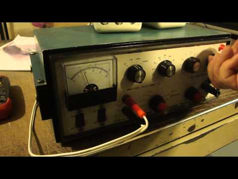 Heathkit IG-5218 Sine Square Wave Audio Generator