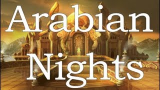 Unlimited Edition and Arabian Nights - Card Anthology (Magic: The Gathering)
