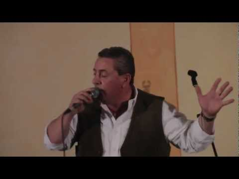 "Gigi Pezzini in ""Dune Mosse""- 2°Ediz.""Concorso per due"" Sez.Karaoke-3°Class.25/10/2012"