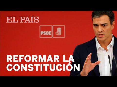 Sánchez y Rajoy acuerdan estudiar una reforma constitucional