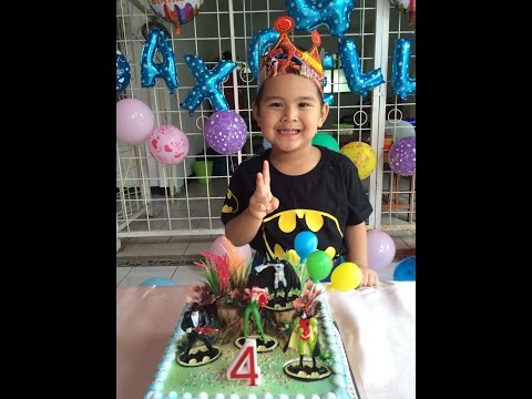 xaverius-axcell-birthday-party-at-james-pakuan-school---kue-ulang-tahun-anak-tk