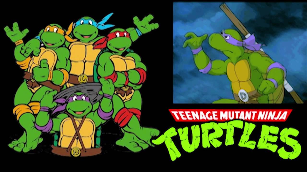 Perfecto Ninjas Mutantes Tortugas Adolescentes Arte De Uñas Ideas ...