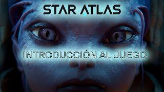 STAR ATLAS Videojuego Blockchain de Exploración Espacial en la Red de Solana