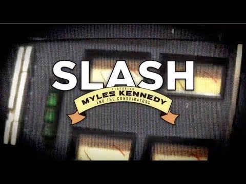 Slash ft. Myles Kennedy & The Conspirators – Living The Dream Tour 2018