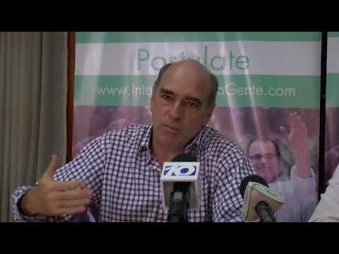Ec. Javier De Haedo - Coordinador de los equipos técnicos del Partido de la Gente