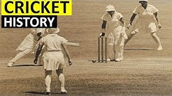 Cricket History - Cricket History Timeline - How was Cricket in Early days