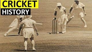 Cricket History - Cricket History Timeline - How Cricket Begun