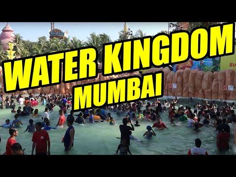 Water kingdom mumbai rides, water kingdom wave pool