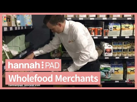 Wholefood Merchants | Australia Stockist Visit by Aussie Padman