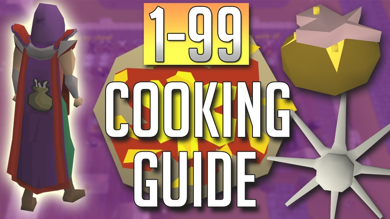 Best place to cook osrs f2p | Free  2019-03-14