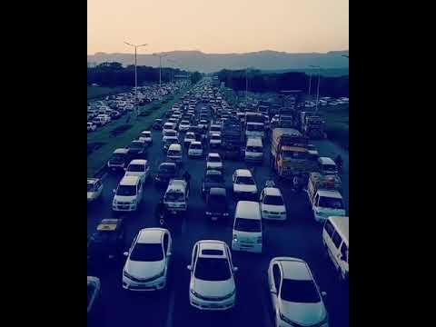 Islamabad Traffic | driving skils
