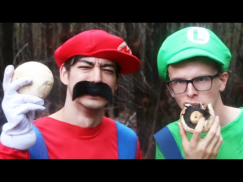 Thumbnail: Super Trash Bros.bts.1/2