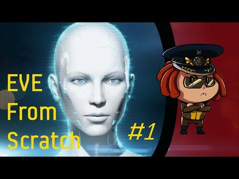 Starting EVE Online From Scratch   1 - The Tutorials