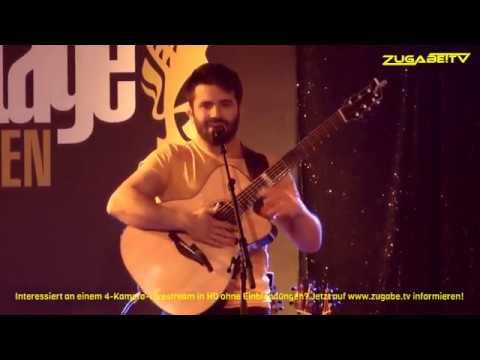 Luca Stricagnoli Livestream 1 @ Jazztage Dresden 2019
