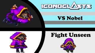 ICONOCLASTS OST - Fight Unseen (VS Nobel)