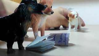 Неизведанные Чувства // Часть 1 // Сериалы про собак // Игрушки