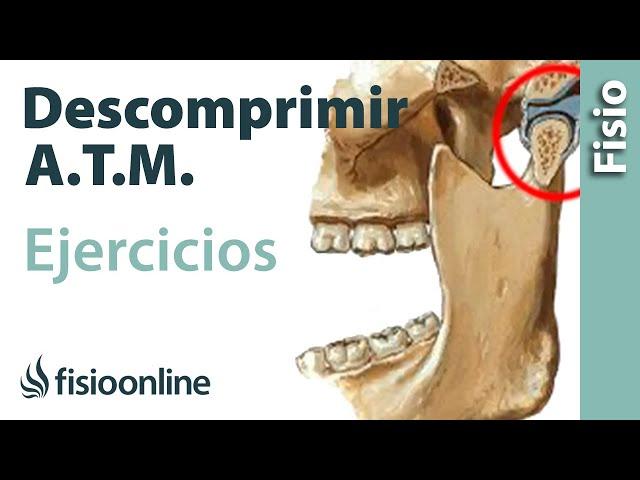 Dolor de la Articulación Temporomandibular (A.T.M) y cómo la ...