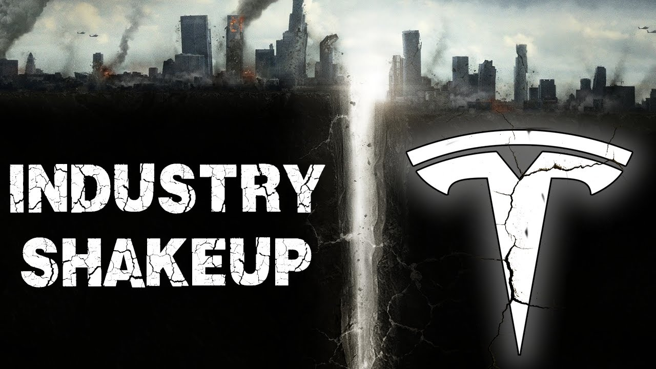 A Seismic Shift for Tesla and the EV Revolution