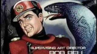Tv Theme Captain Scarlet End Credits