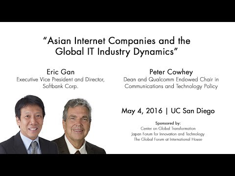 Asian Internet Companies and the Global IT Industry Dynamics