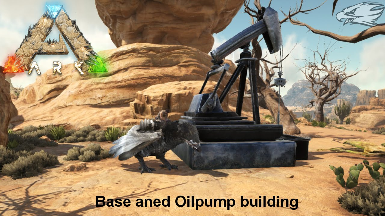 Ark Scorched Earth New Base And Oil Pump Let S Play How To Video Youtube I was a sad camper when i. ark scorched earth new base and oil pump let s play how to video