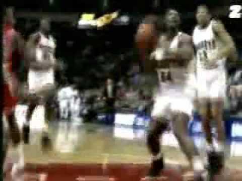 NBA Action - Top 10 actions of 1994/1995 season