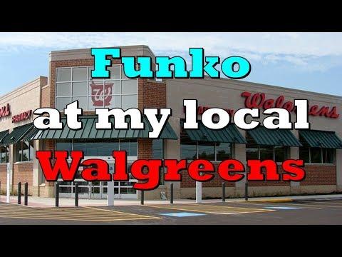 Funko At My Local Walgreens