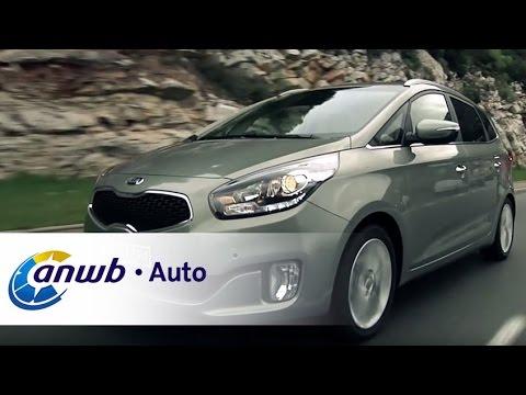 KIA Carens autotest - ANWB Auto