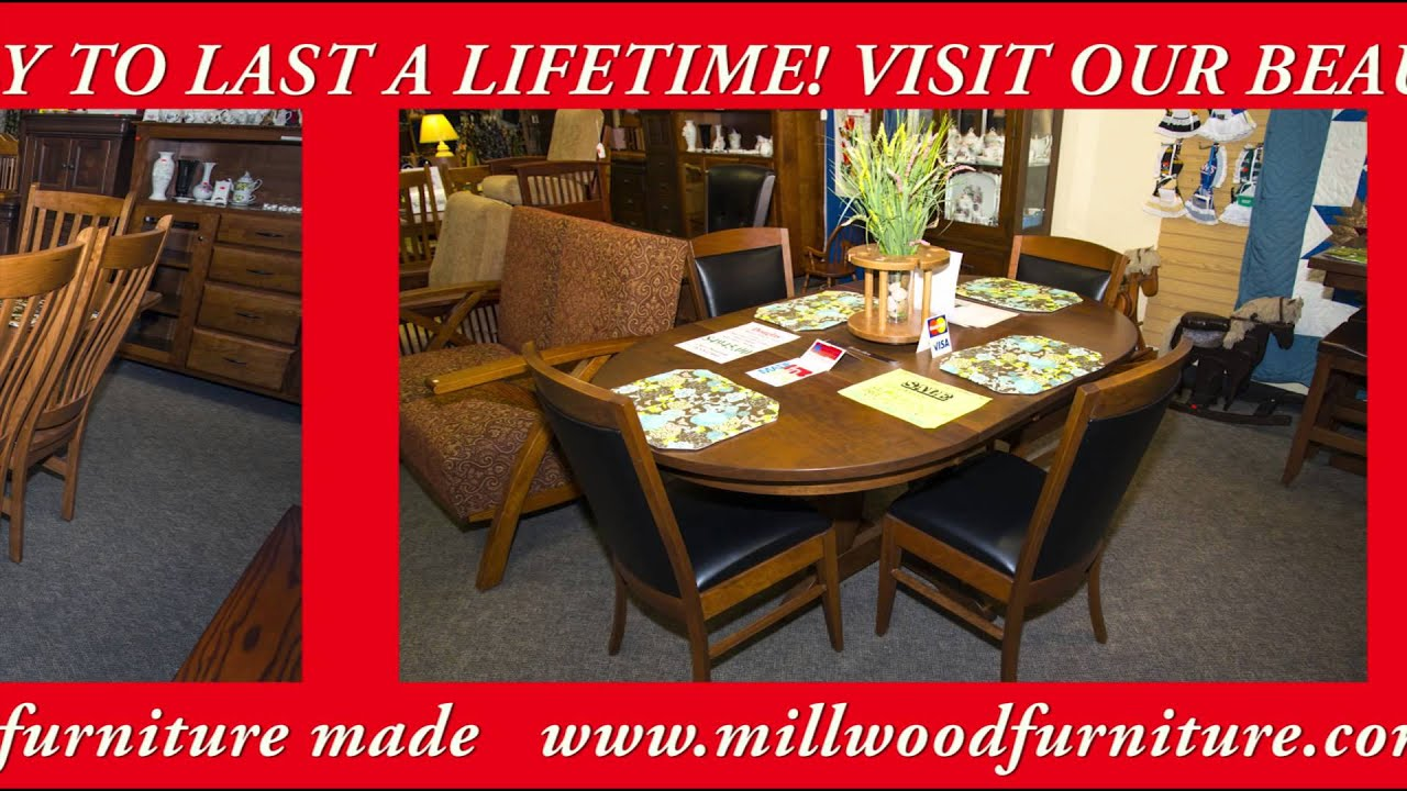 Beau Millwood Furniture Annapolis, Md
