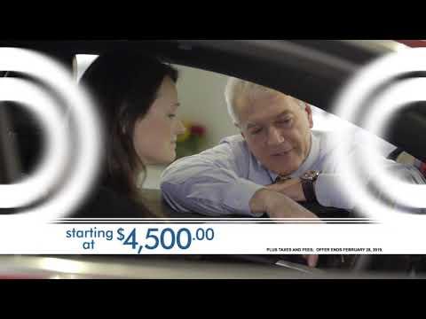 Basil Ford's Auto Show Savings!