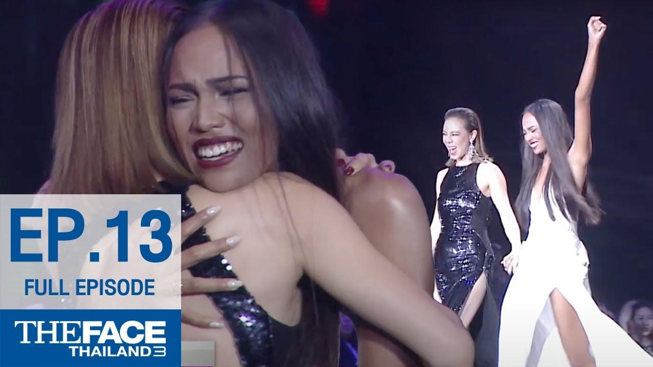 The Face Thailand Season3 Episode13 มาลุ้นกันว่าใครจะฟาดไปในรันเวย์นี้ (Full Episode)