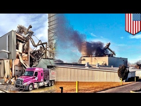 Omaha plant explosion: several workers dead, many missing