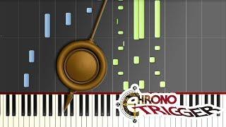 風の憧憬/ゲーム『クロノトリガー』より(ピアノソロ中級)【楽譜あり】